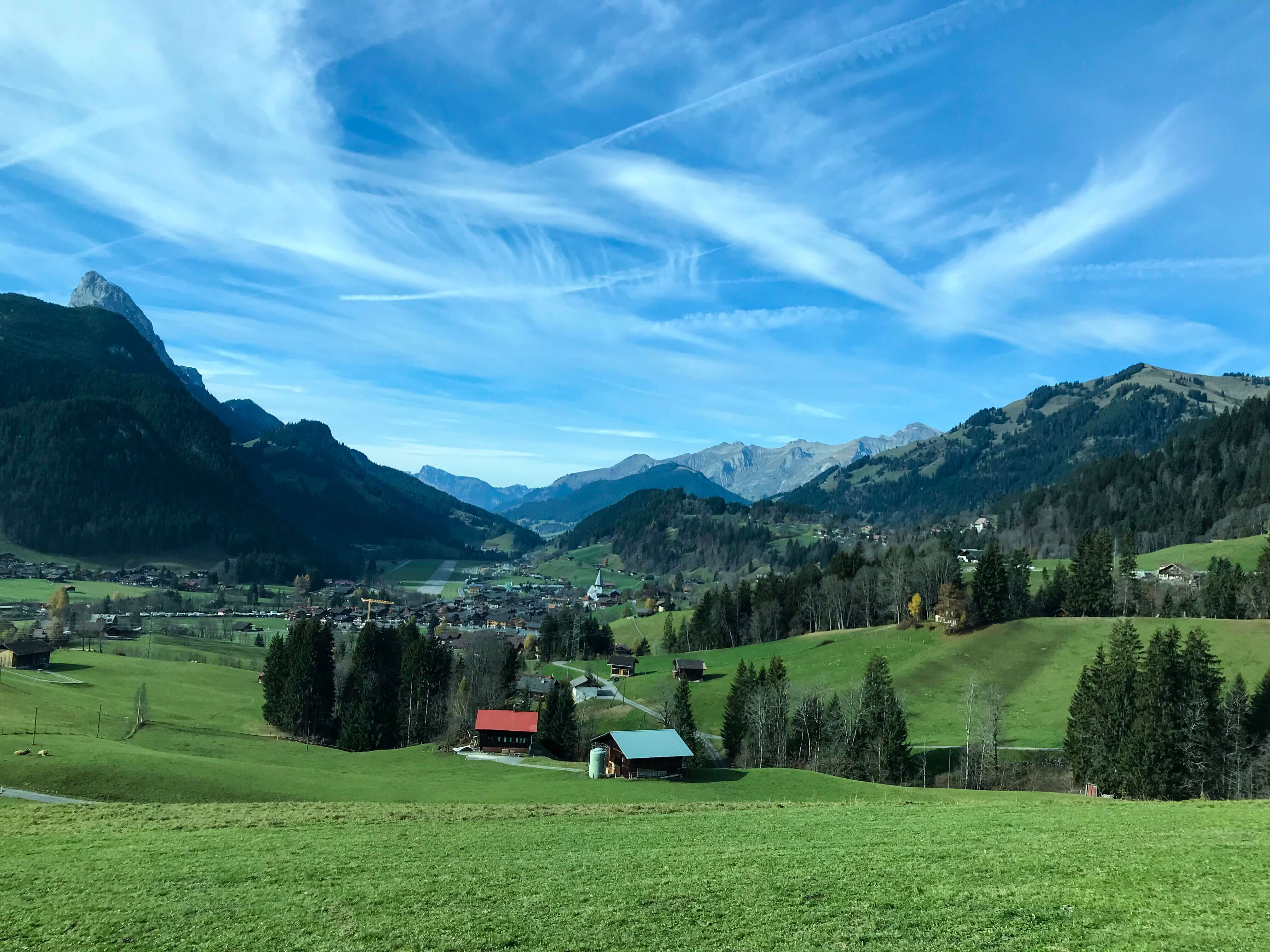 Exploring the Magic of Switzerland