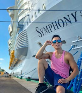 Symphony of the Seas cruise