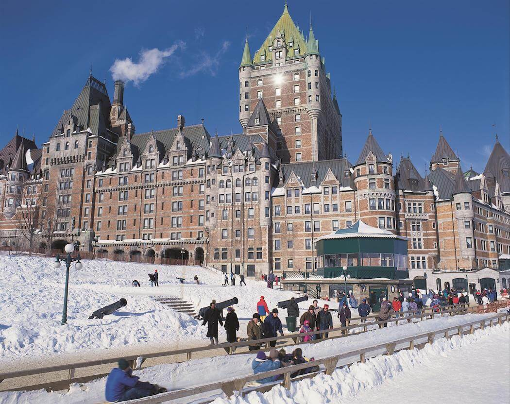 SWAGGER MAGAZINE – CITY GUIDE – A LEADING WINTER WONDERLAND DESTINATION: QUEBEC CITY